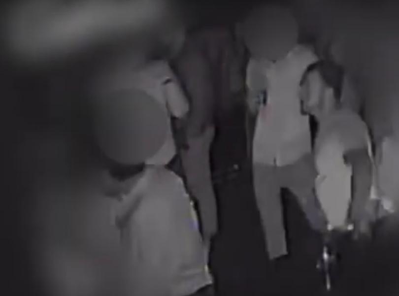 Civic nightclub assault