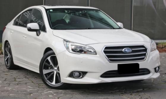 2016 Subaru liberty