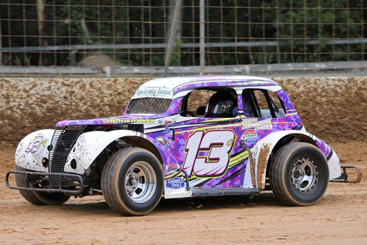 Ashley Hodak driving