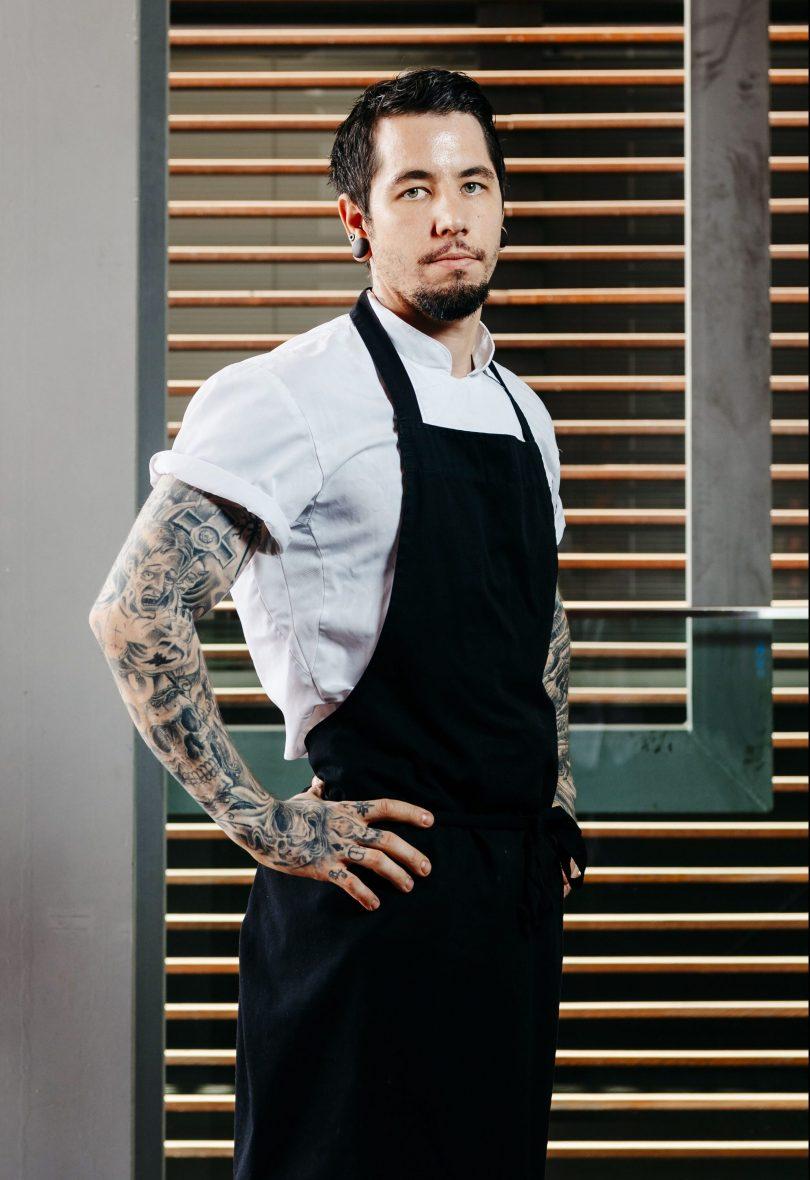 Chef Matt Blackwell