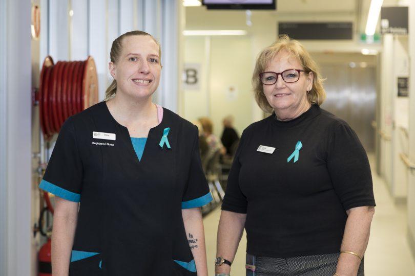 Cancer survivor Emma Kemp