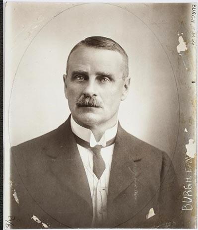 Ernest Macartney de Burgh