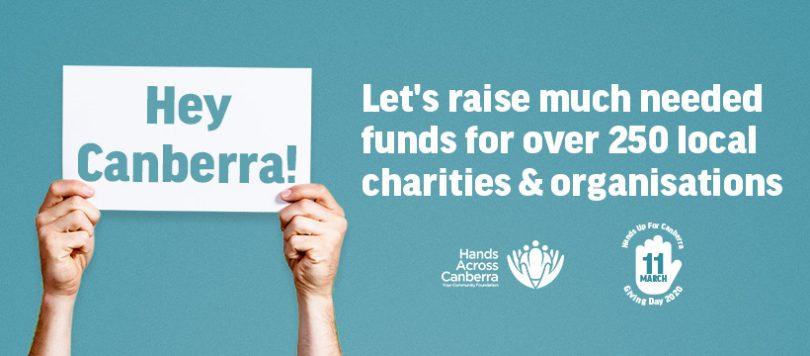 Hands Across Canberra