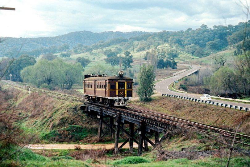 Rail motor