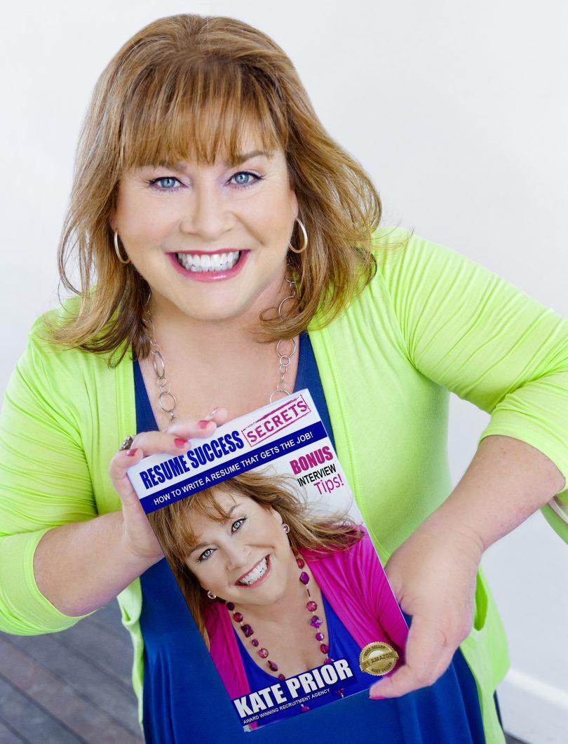 Kate Prior wrote Resume Success Secrets