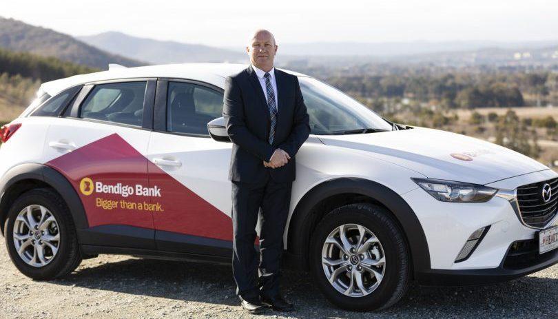 Bendigo Bank Relationship Manager Canberra, Bryan Dacey
