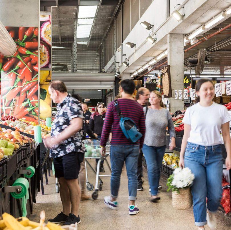 Fyshwick Fresh Food Markets