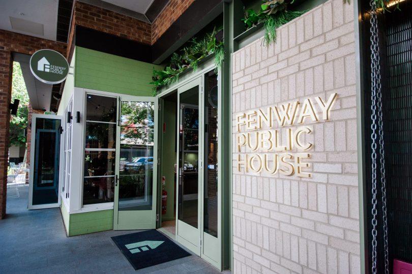 Fenway Public House