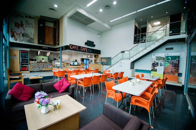 Cafe Prosper