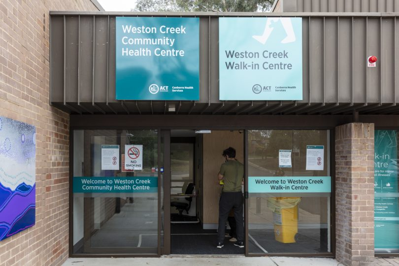 Weston Walk In Clinic