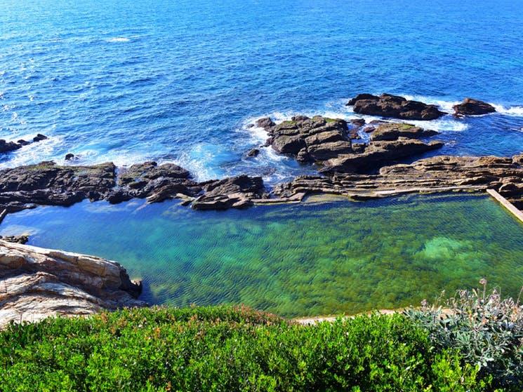 Bermagui's Blue Pool