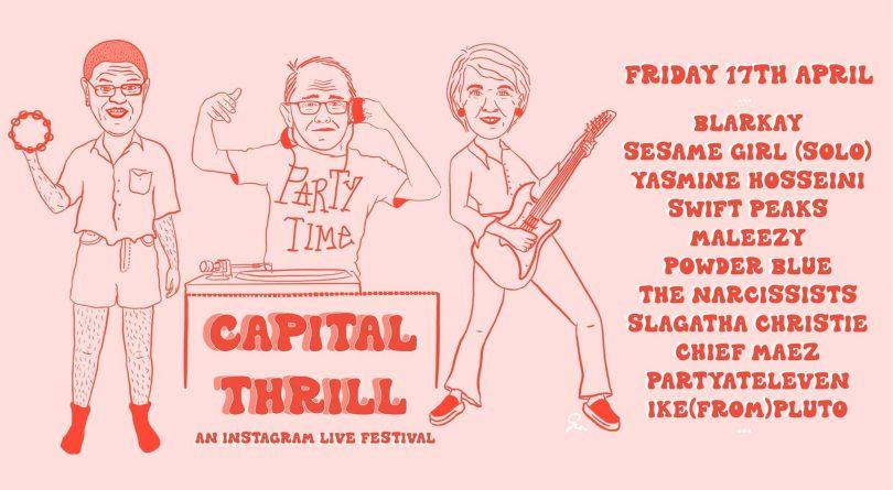 Tune in to Capital Thrill Festival