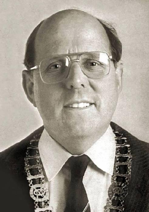 Former Queanbeyan mayor David Madew