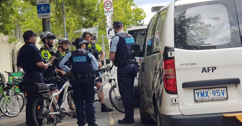 Canberra Police