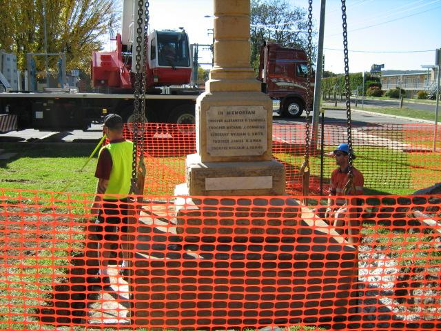 The Boer War Memorial