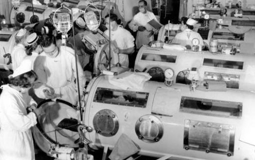 How do we decide who gets the ventilators? Polio, ethics and the age of COVID-19
