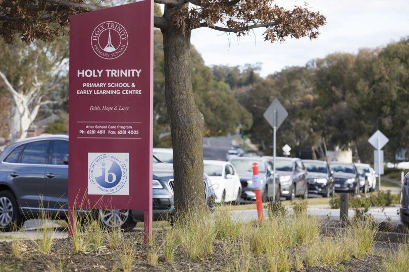 Holy Trinity at Curtin