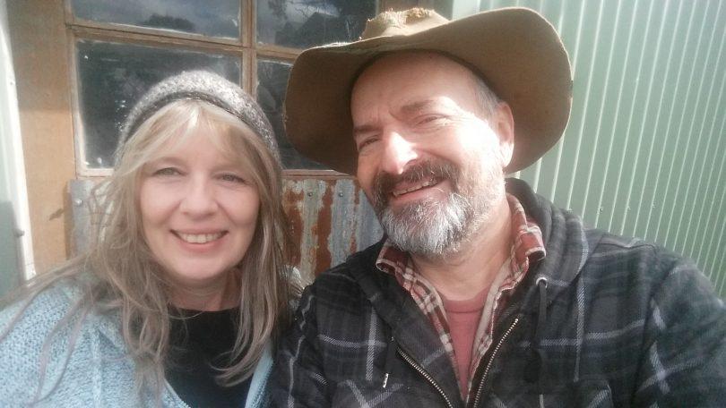 Angela Hunter and Jake Annetts