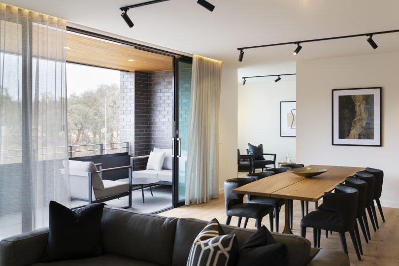 Ultra-luxurious apartment