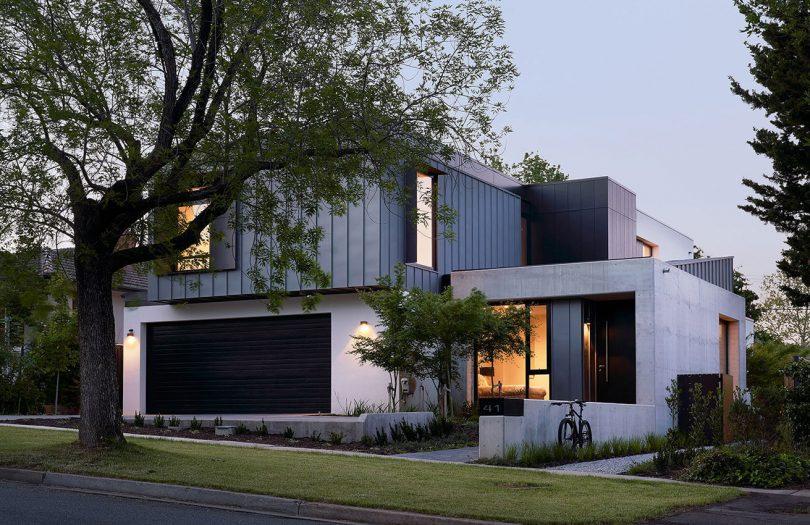 Collins Pennington Architects' SR House
