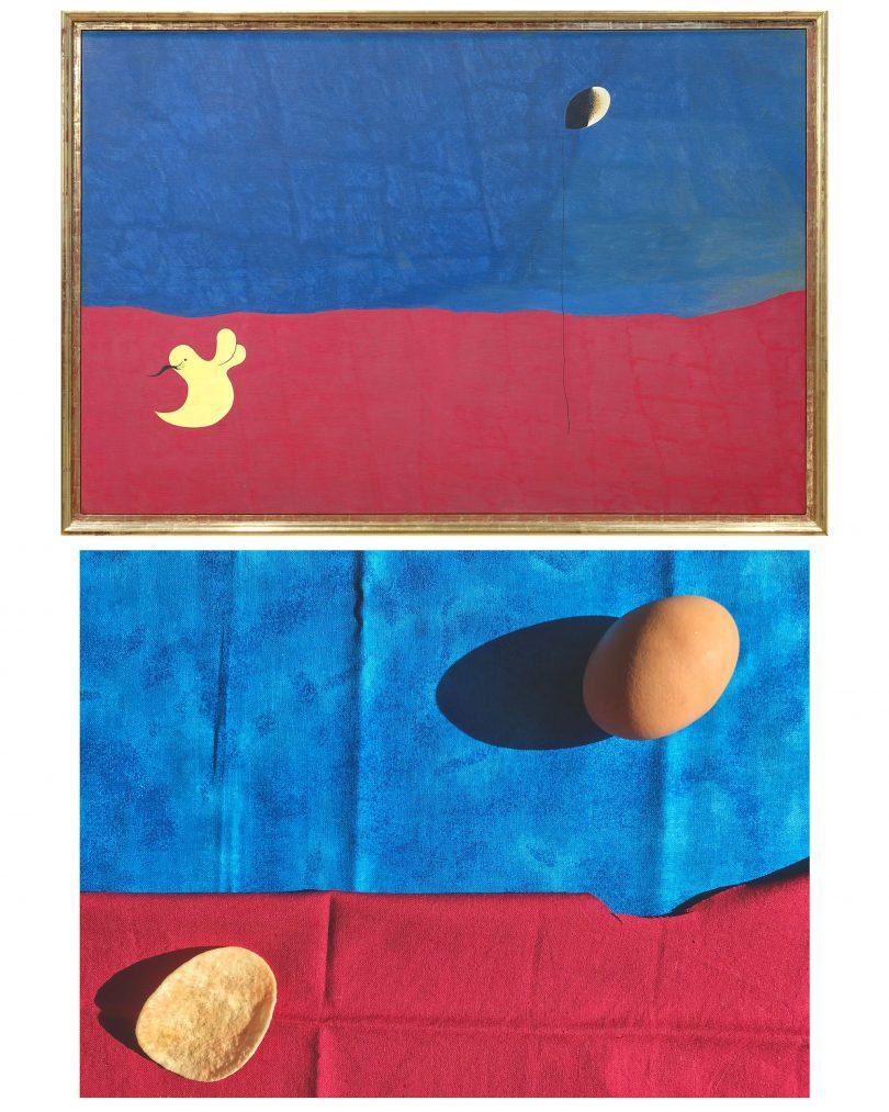 Joan Miró Paysage