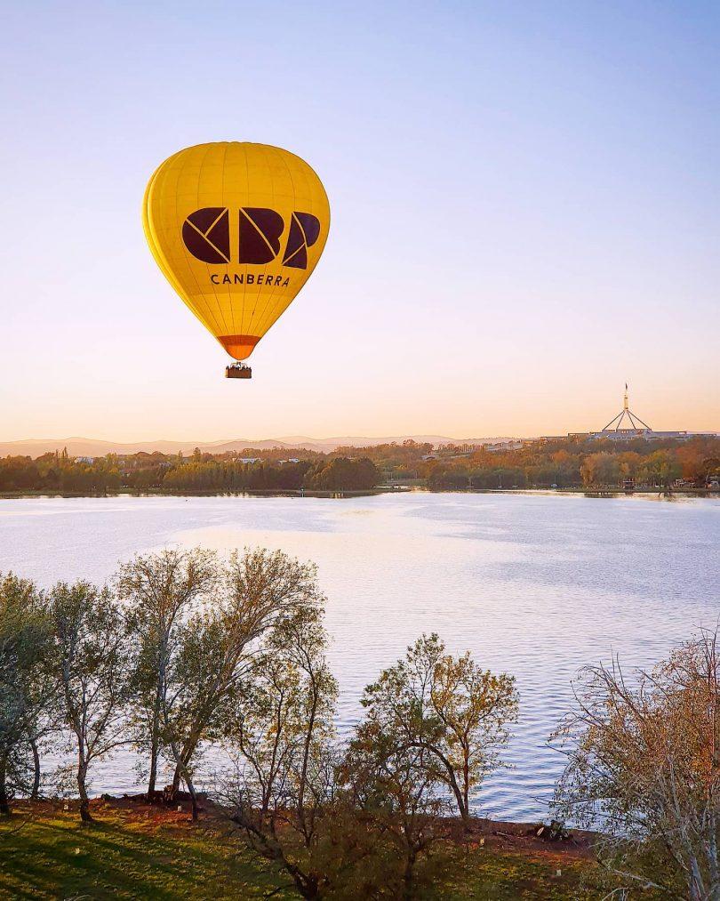 CBR balloon
