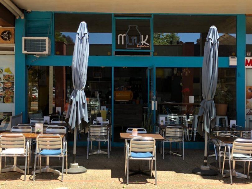 Lil Milk Bar in Mawson