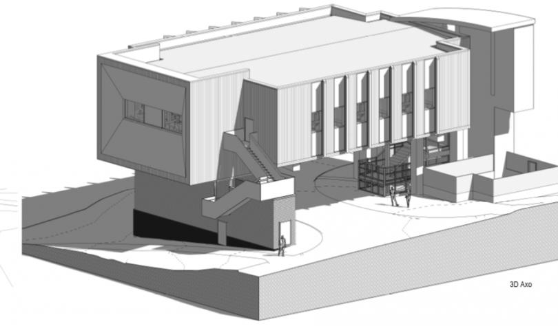 ICU extension