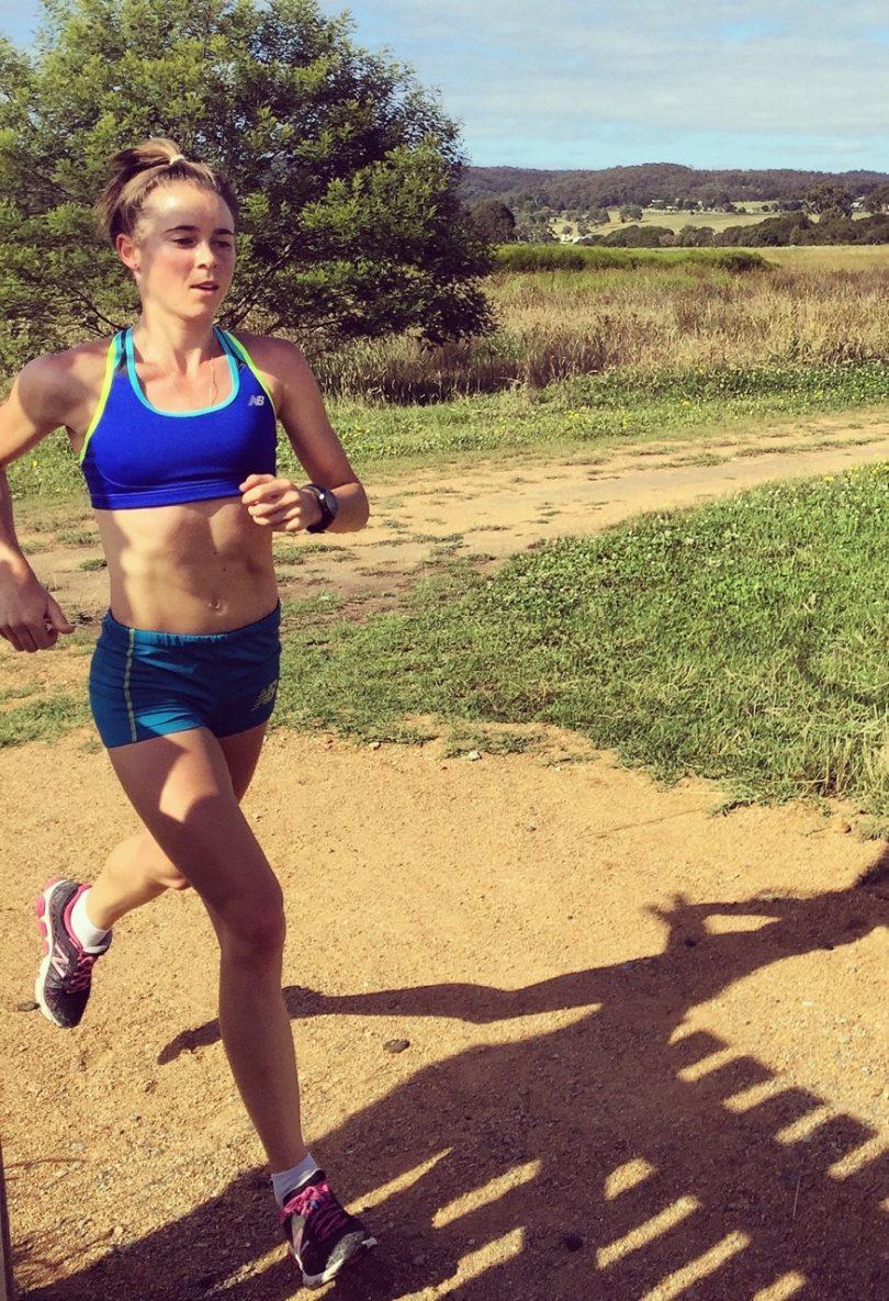 Emily training