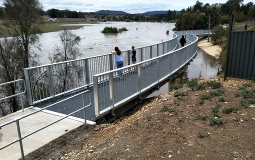 Rivers bring new wave of activities in Goulburn