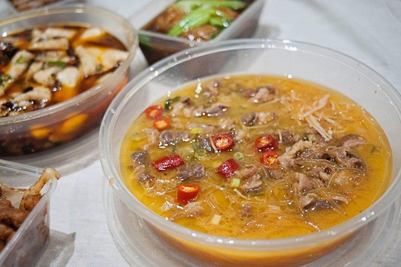 Sichuan soups