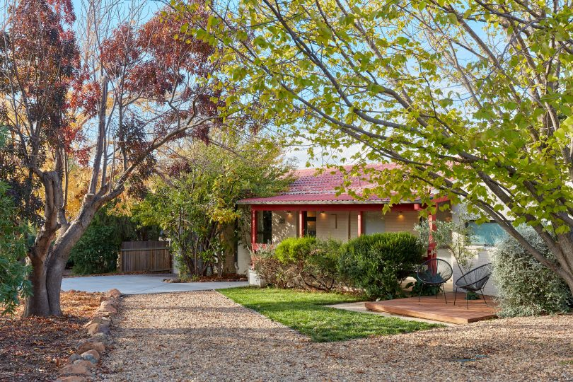 The home at 29 Fincham Crescent in Wanniassa