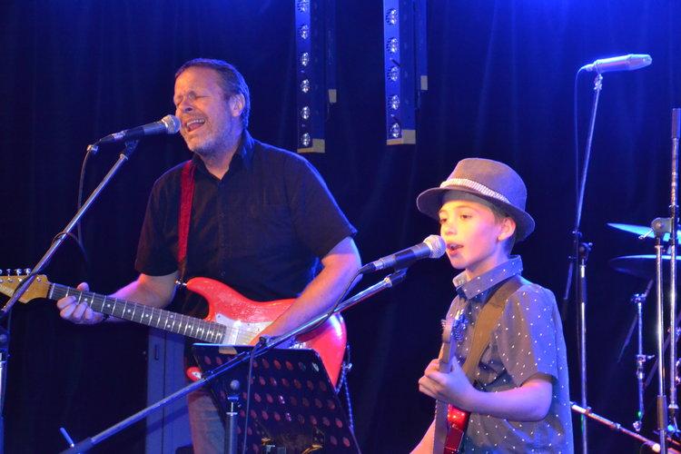 Roger Corbett and Rory Phillips