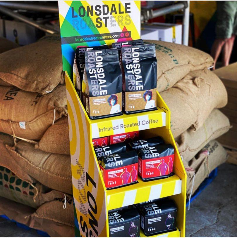 Take-home coffee packs