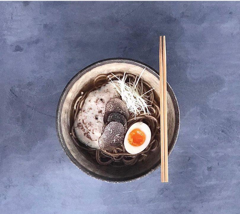 Truffle Chicken Tokyo Ramen