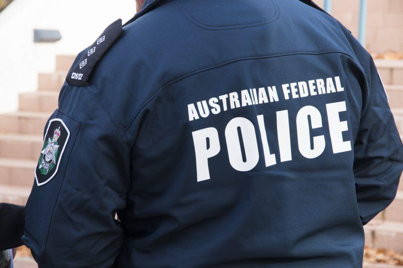 AFP officer