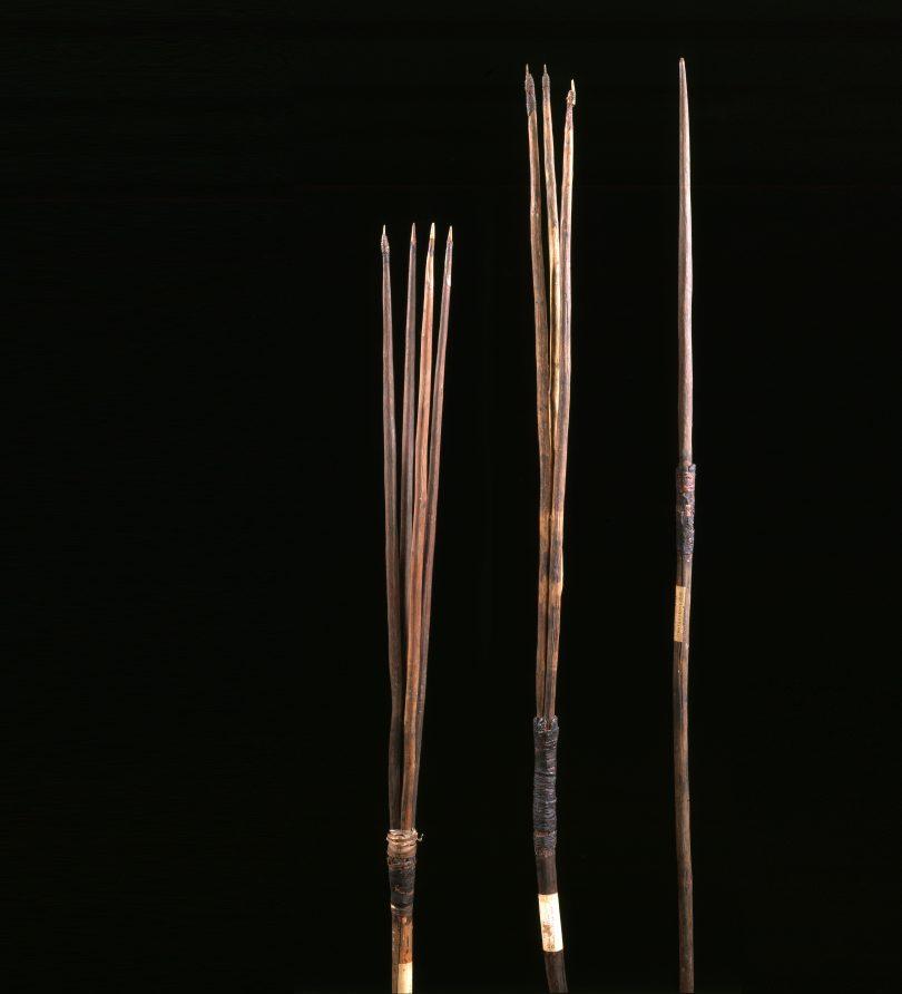 Fishing spears