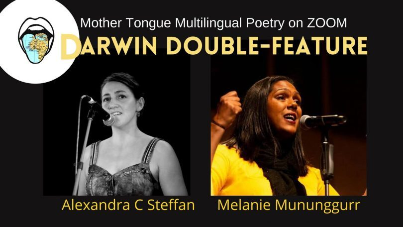 Mother Tongue Zoom: Melanie Munungurr & Alexandra C Steffan
