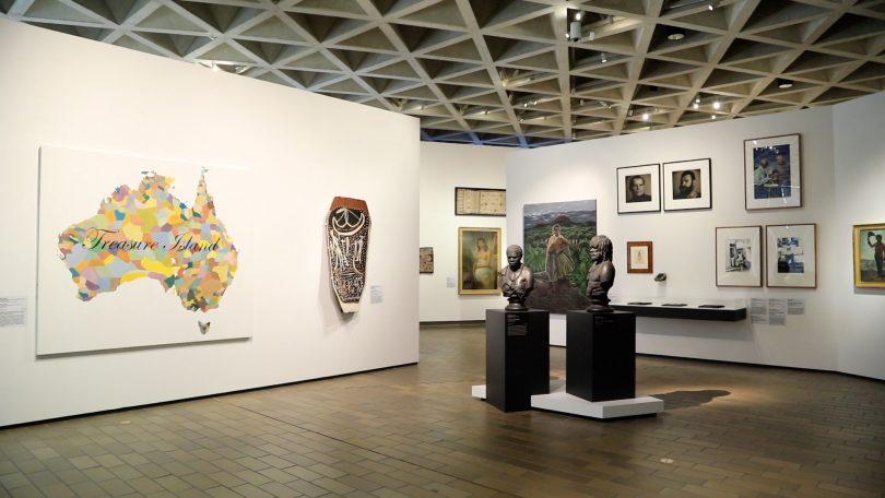 The Belonging exhibition