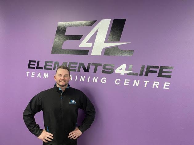 Elements4Life CEO Sebastian Ellis.
