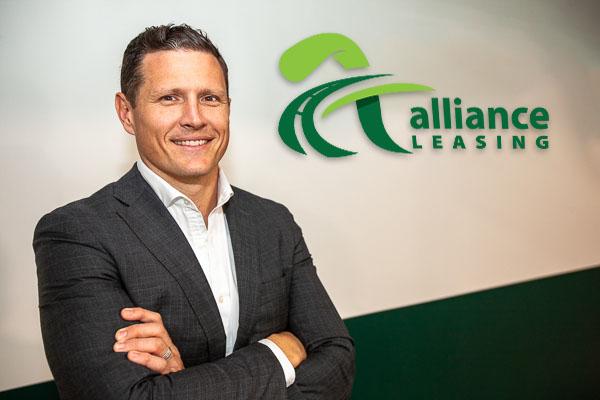 Alliance Leasing CEO Will Hetherington