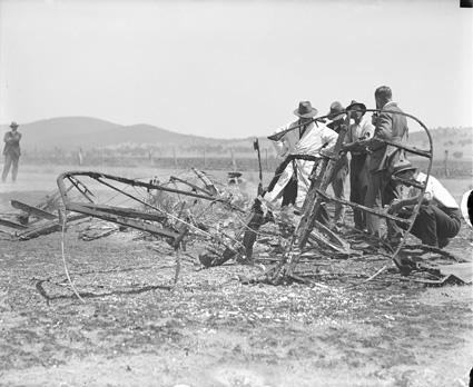 1926 crash site