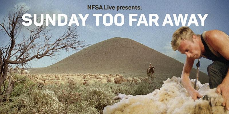 Sunday Too Far Away poster