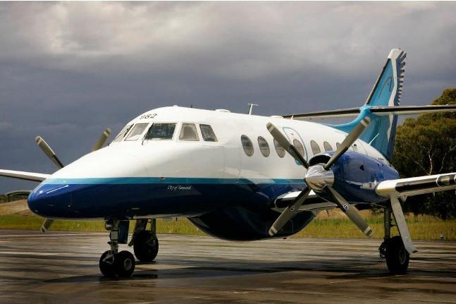 FlyPelican plane