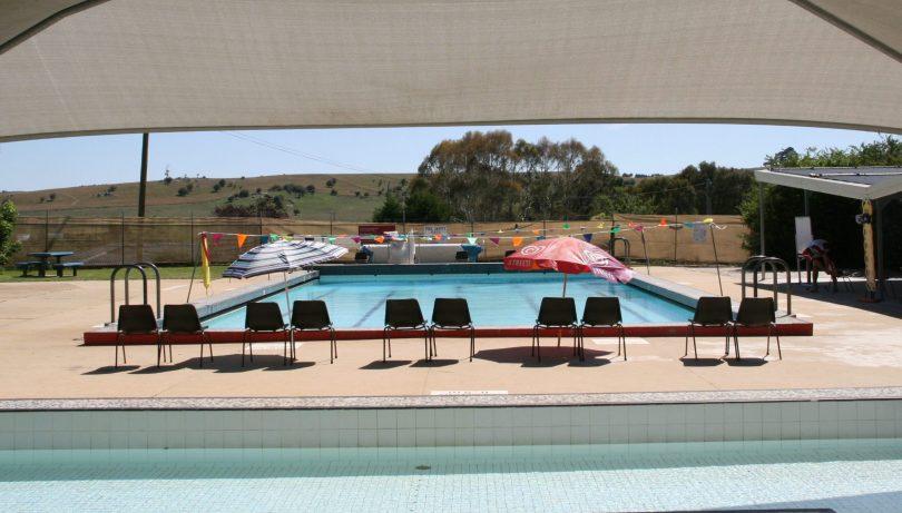 Braidwood pool