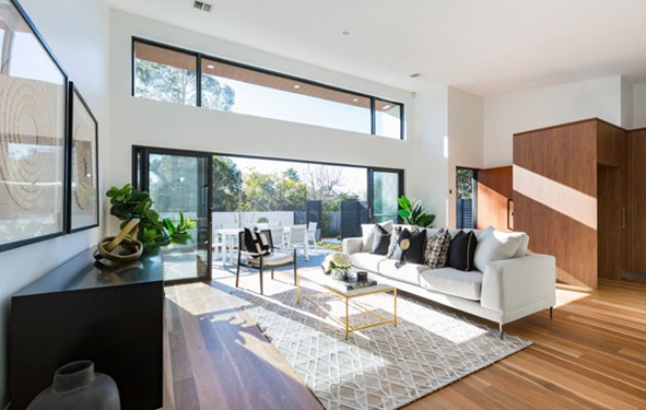 Spacious, bright and airy