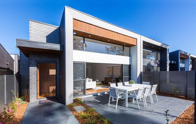 Macquarie townhouses