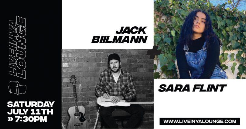 Sara Flint and Jack Biilmann