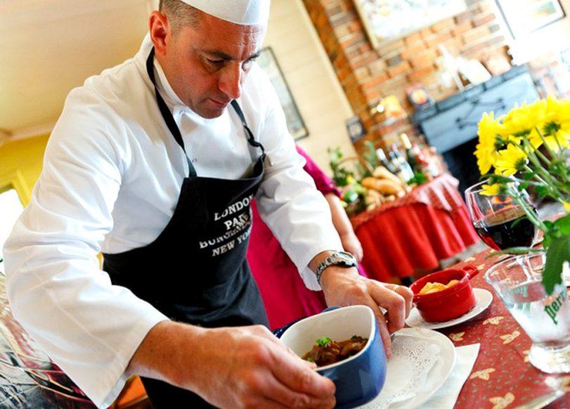 Master Chef Christophe Gregoire