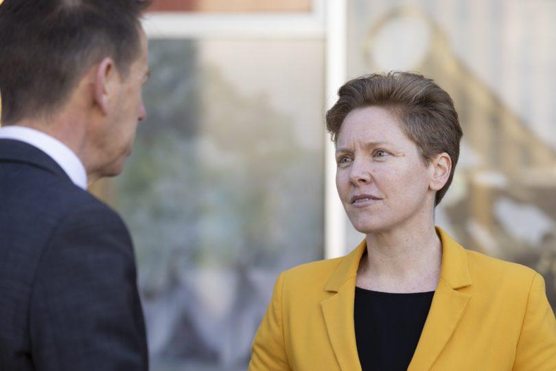 ACT Victims of Crime Commissioner Heidi Yates